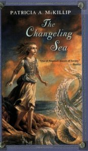 Cover of The Changeling Sea, by Patricia A. McKillip