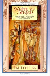 Cover of White as Snow by Tanith Lee