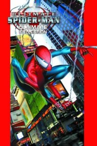 Cover of Ultimate Spider-man