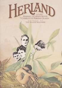 Cover of Herland, by Charlotte Perkins Gilman