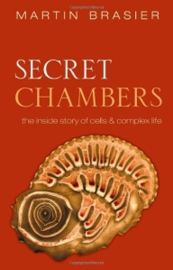 Cover of Secret Chambers by Martin Brasier