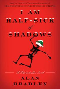 Cover of I Am Half-Sick of Shadows by Alan Bradley