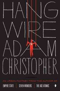 Cover of Hang Wire, by Adam Christopher