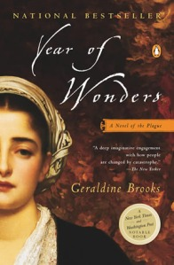 Cover of Year of Wonders, by Geraldine Brooks