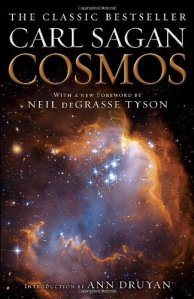 Cover of Carl Sagan's Cosmos