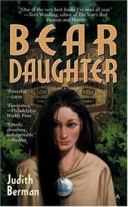 Cover of Bear Daughter by Judith Berman