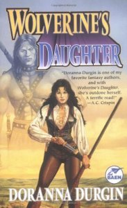 Cover of Wolverine's Daughter by Doranna Durgin