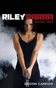 Cover of Riley Parra: Season 3. by Geonn Cannon