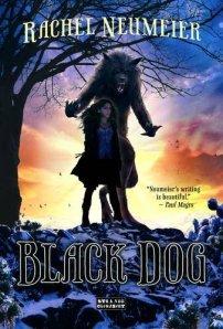 Cover of Black Dog, by Rachel Neumeier
