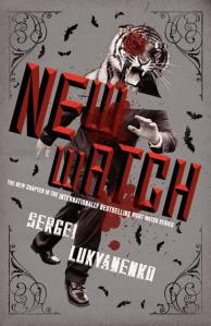 Cover of The New Watch, by Sergei Lukyanenko