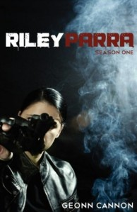 Cover of Riley Parra: Season 1. by Geonn Cannon