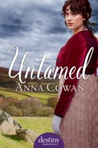 Cover of Untamed by Anna Cowan