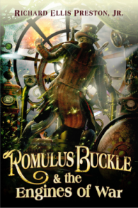 Cover of Romulus Buckle and the Engines of War