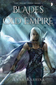 Cover of Blades of the Old Empire by Anna Kashina