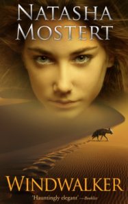 Cover of Windwalker by Natasha Mostert
