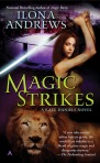 Cover of Magic Strikes, by Ilona Andrews
