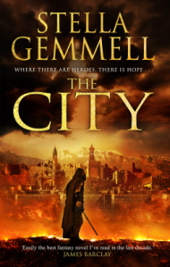 Cover of The City by Stella Gemmell