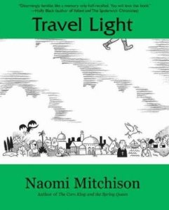 Cover of Travel Light, by Naomi Mitchison