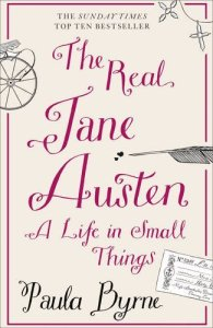 Cover of The Real Jane Austen by Paula Byrne