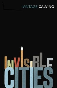 Cover of Invisible Cities by Italo Calvino