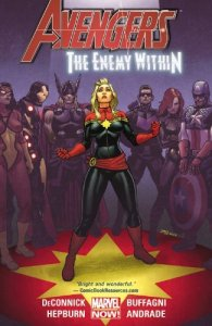 Cover of The Avengers: The Enemy Within