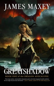 Cover of Greatshadow by James Maxey