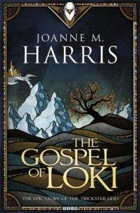 Cover of The Gospel of Loki, by Joanne Harris