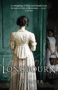 Cover of Longbourn by Jo Baker