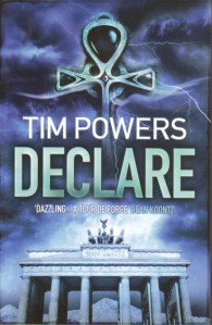 Cover of Declare by Tim Powers