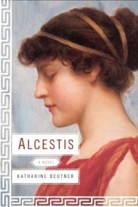 Cover of Alcestis by Katharine Beutner