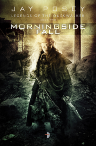 Cover of Morningside Fall, by Jay Posey