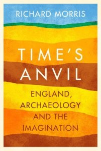 Cover of Time's Anvil by Richard Morris