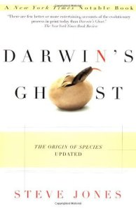 Cover of Darwin's Ghost by Steve Jones