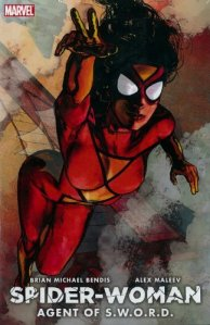Cover of Spider-woman: Agent of Sword by Brian Michael Bendis