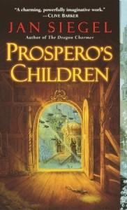 Cover of Prospero's Children by Jan Siegel