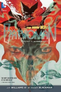 Cover of Batwoman: Hydrology by J.H. Williams