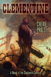 Cover of Clementine by Cherie Priest