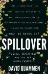 Cover of Spillover by David Quamnem