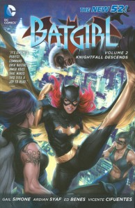 Cover of Batgirl by Gail Simone