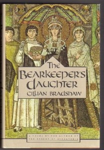 Cover of The Bearkeeper's Daughter, by Gillian Bradshaw
