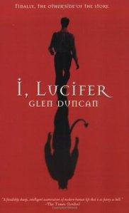 Cover of I, Lucifer by Glen Duncan