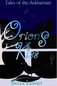 Cover of Orion's Kiss by Becca Lusher