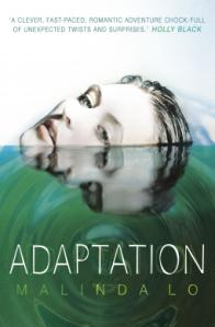 Cover of Adaptation by Malinda Lo