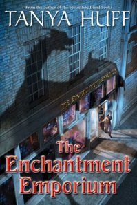 Cover of The Enchantment Emporium by Tanya Huff