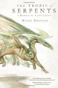 Cover of Tropic of Serpents by Marie Brennan