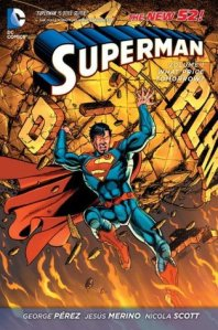 Cover of DC's Superman: What Price Tomorrow?