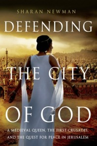 Cover of Defending the City of God by Sharan Newman