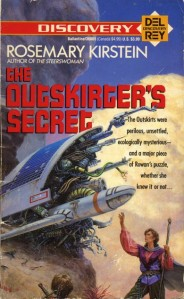 Cover of The Outskirter's Secret by Rosemary Kirstein