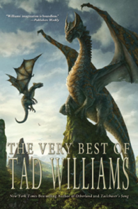 Cover of The Very Best of Tad Williams
