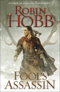 Cover of Fool's Assassin, by Robin Hobb
